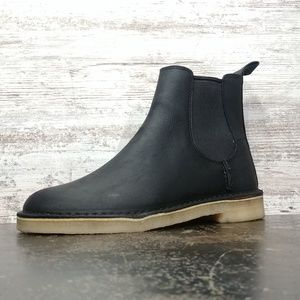 Mens Clarks Boots SZ 8 41 M Used 261382687070 2162